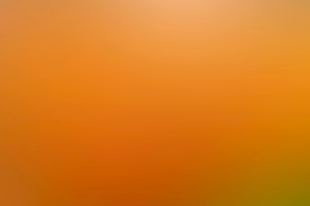 Abstract blurry orange for background