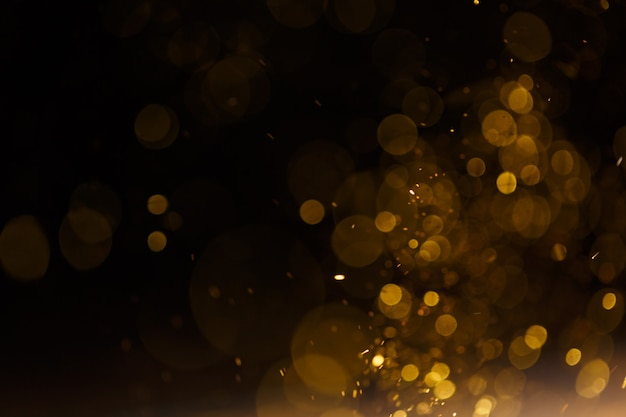Abstract bokeh for background