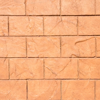 Abstract brick texture.