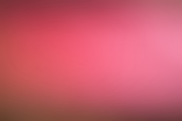 Abstract bright color blurred background