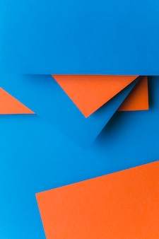 Abstract bright colored paper texture minimalism background
