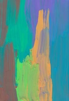 Абстрактный ярко-желтый зеленый коричневый фиолетовый фон