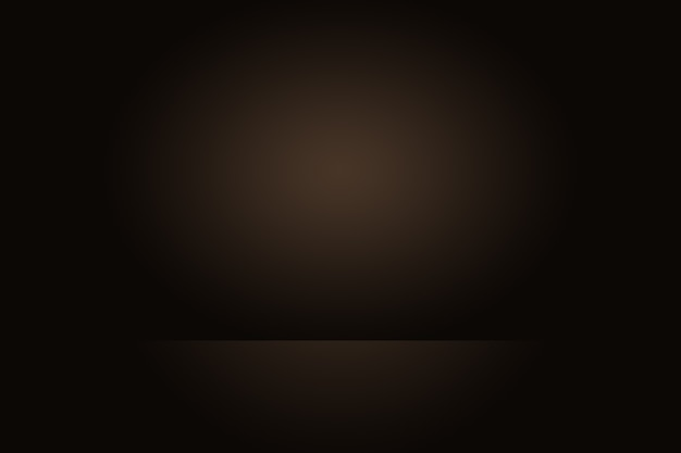 Abstract brown gradient background for product display.