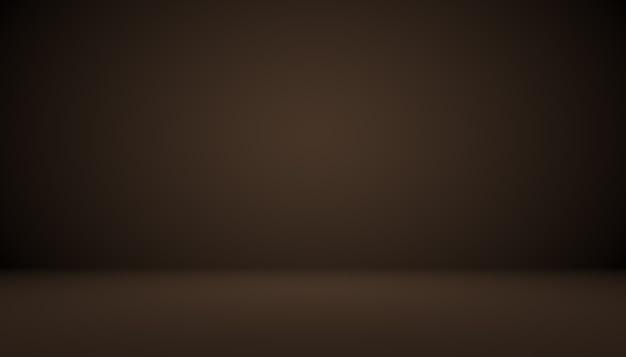 製品ディスプレイの背景としてよく使用される抽象的な茶色のグラデーション。