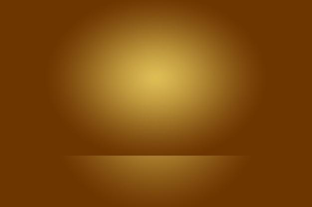 제품 디스플레이의 배경으로 잘 사용되는 추상 갈색 그라데이션.