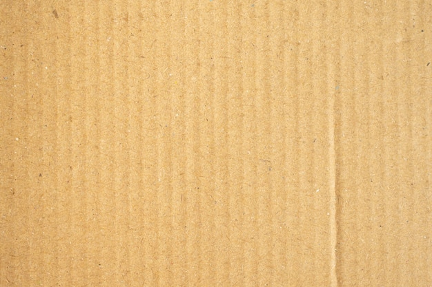 Abstract brown recycled cardboard paper texture
