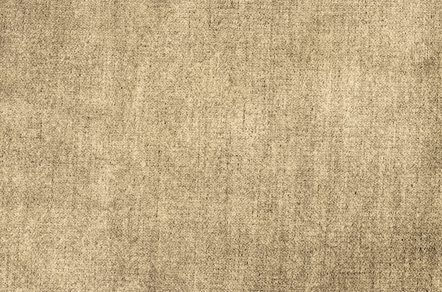 Abstract brown vintage sack texture background
