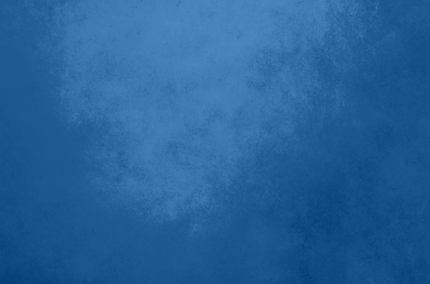 Abstract cement concrete background. grunge texture, wallpaper. trendy monochrome blue and calm color. top view, copy space.