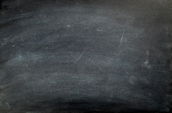 Abstract Chalk rubbed out on blackboard for background
