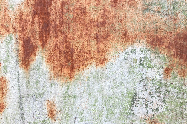 Abstract close-up of rusty metallic wallpaper