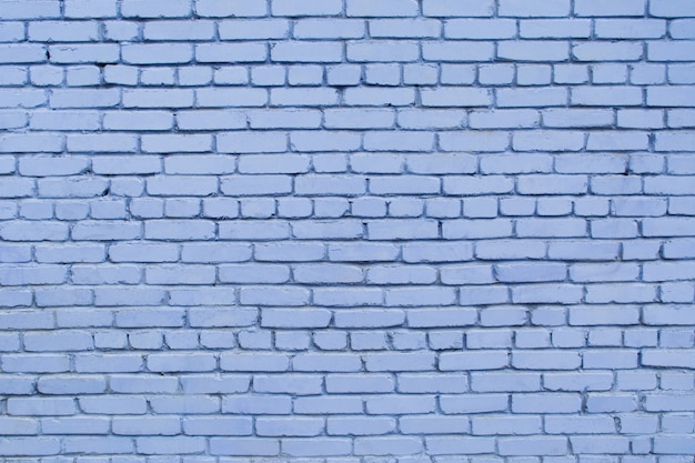 Abstract color horizontal brick texture background