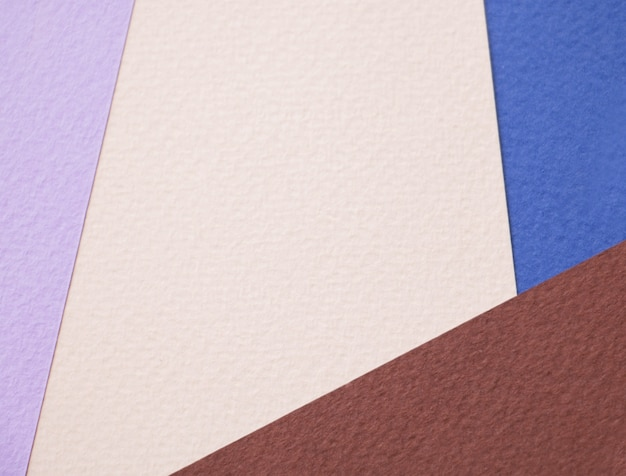 Abstract color paper and creative colorful pastel paper background