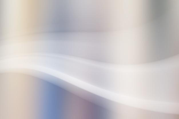 Абстрактный цветной фон в виде волны воздуха