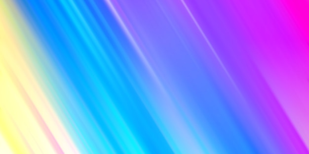 Абстрактный красочный фон с полосами.