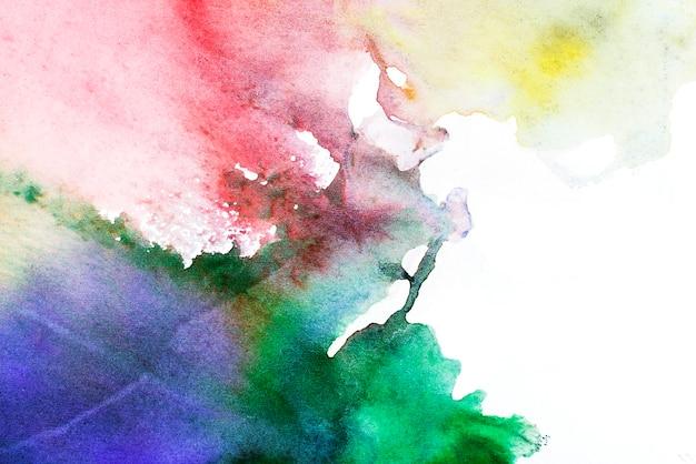 Абстрактные красочные яркие акварель для фона