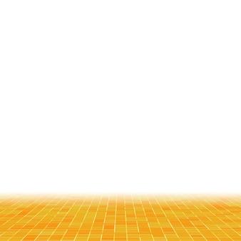 Абстрактный красочный геометрический узор, оранжевый, желтый и красный фон текстуры мозаики из керамогранита, фон стены в современном стиле.