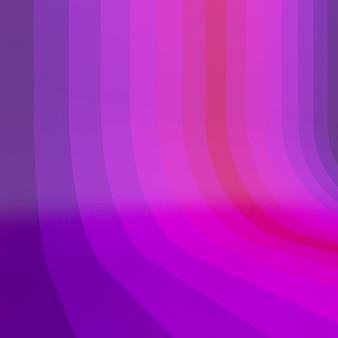 Абстрактный красочный фон кривой радуги, 3d