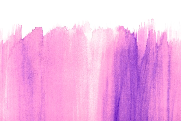 Abstract colorful watercolor card