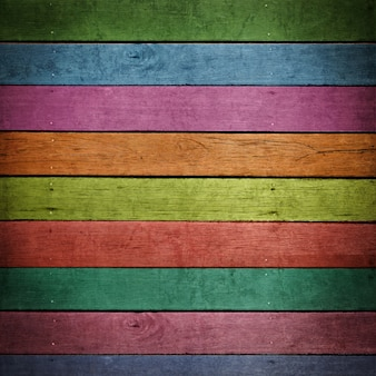 Abstract colorful wood background
