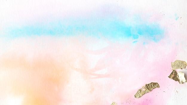 Абстрактные цвета на фоне воды