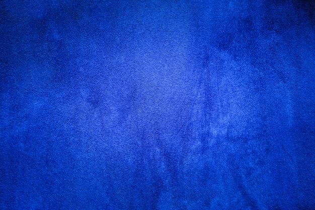 抽象的なコンクリート暗い海軍壁テクスチャグランジ背景。空白のコピースペース
