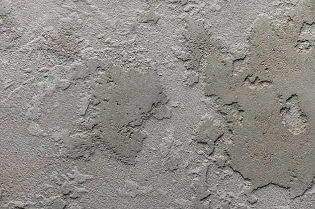 추상 콘크리트 벽 석고 질감입니다. 배경 또는 삽화에 대한 근접 촬영입니다. 고품질 사진