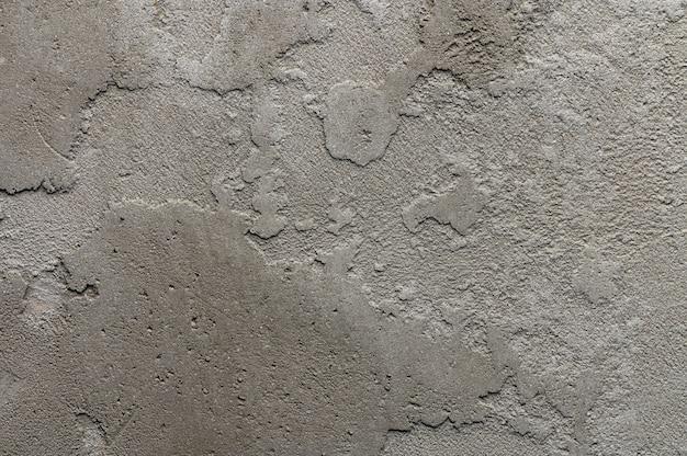 Абстрактная текстура штукатурки бетонной стены. крупным планом для фона