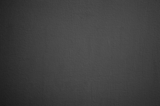 Abstract concrete wall texture black background