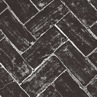 Abstract creative background from brick floor pattern.