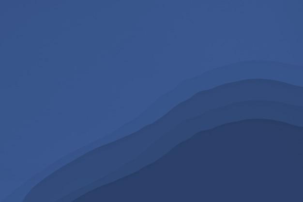 Абстрактные темно-синие обои изображение