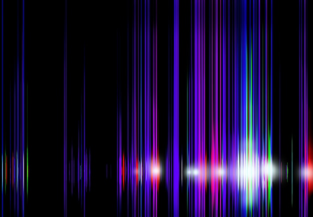 Абстрактный темный футуристический фон неоновое свечение киберпанк современная текстура