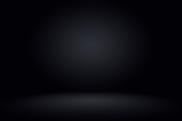 Abstract dark gray template blank space dark gradient wall.dark gray empty room studio gradient used for montage or display your products.