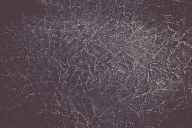 Abstract dark vintage style of leather texture background
