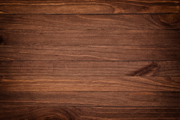 Abstract dark wooden background, vintage tone style