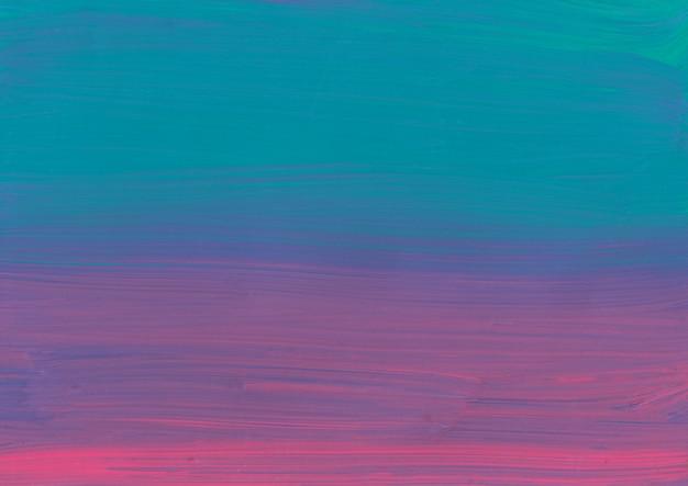 Абстрактный темно-розовый и морской зеленый фон ombre