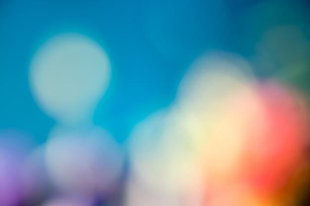 Абстрактный расфокусированный красочный размытый фон Premium Фотографии