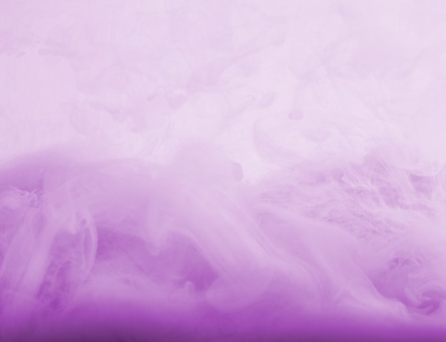Abstract dense purple cloud of haze