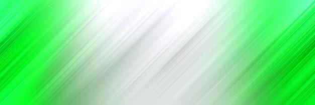 추상 대각선 흰색과 녹색 배경