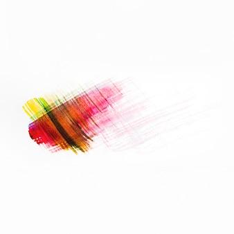 さまざまな色の抽象的な紙の抽象的な