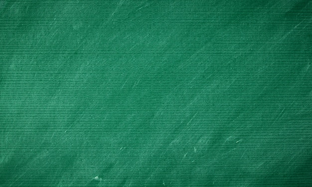 Abstract. education concept. empty green board chalkboard texture background for classroom. with copy space graphic design background or add text.