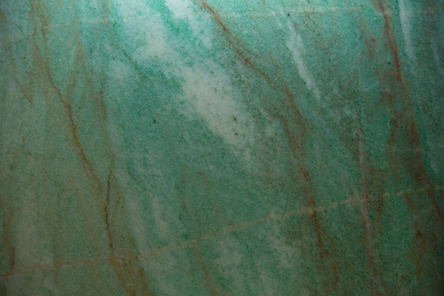 Abstract emerald marble background