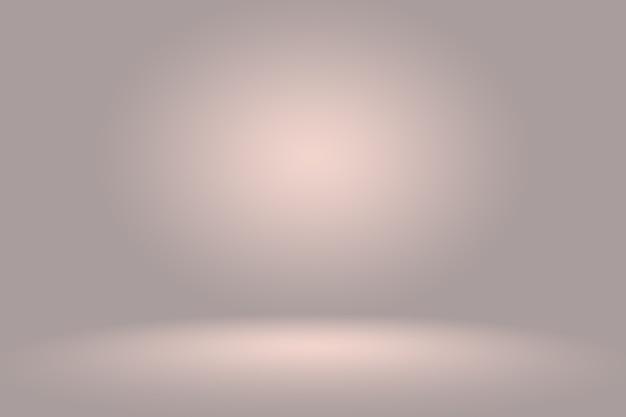 黒の無地のビネット照明スタジオの壁と床の背景との抽象的な空のダークホワイトグレーのグラデーションは、背景としてよく使用されます。あなたのテキストと写真のためのスペースを持つ背景の空の白い部屋。