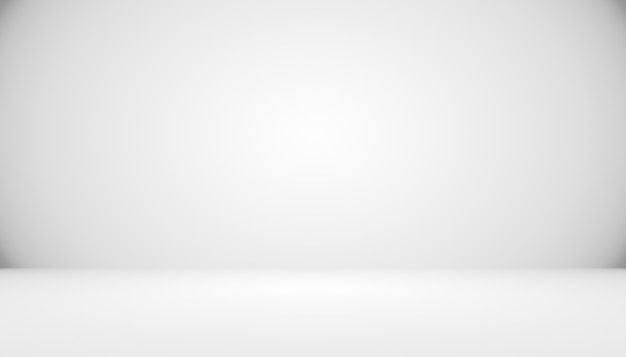 Abstract empty grey background