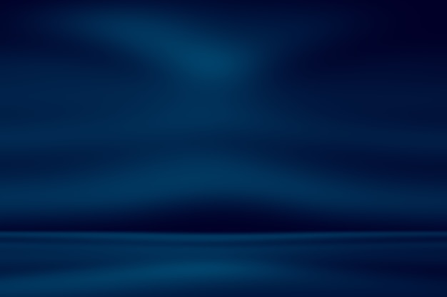 Abstract empty light gradient blue background