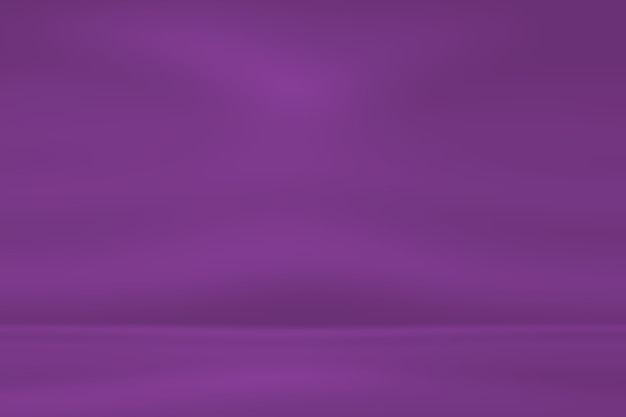 추상 빈 빛 그라데이션 보라색 배경