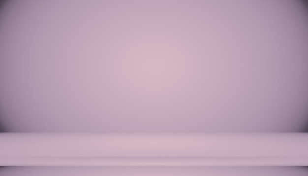 Abstract empty smooth light pink studio room background, use as montage for product display,banner,template.