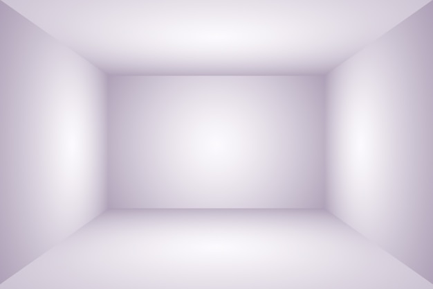 Abstract empty smooth light pink studio room background use as montage for product displaybannertemp...