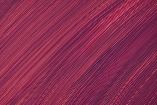 Abstract fluid art background dark purple colors. liquid marble. acrylic painting on canvas with wine gradient. watercolor backdrop with red striped pattern. stone marbled wallpaper.