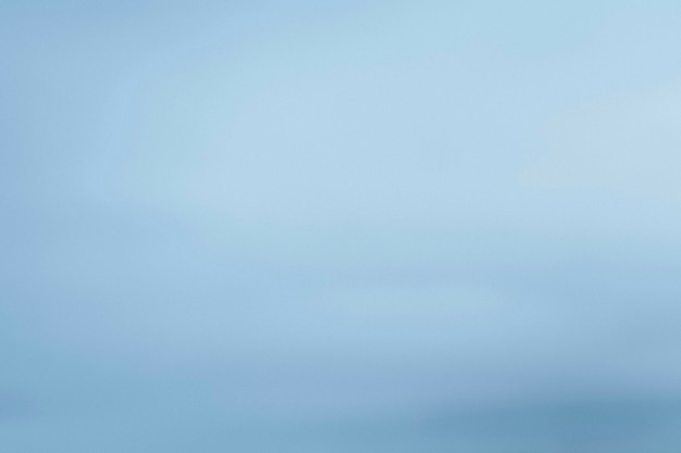 Abstract foggy blue background