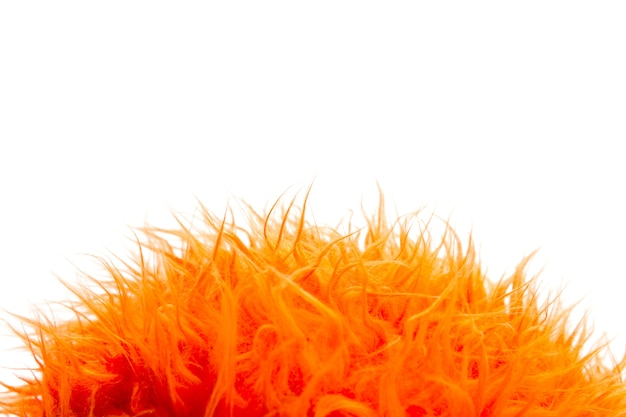 Abstract fur ball background